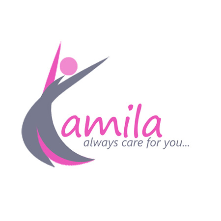 Custom Logo Design Company USA | Graphic Design Agency NYC for camila logo