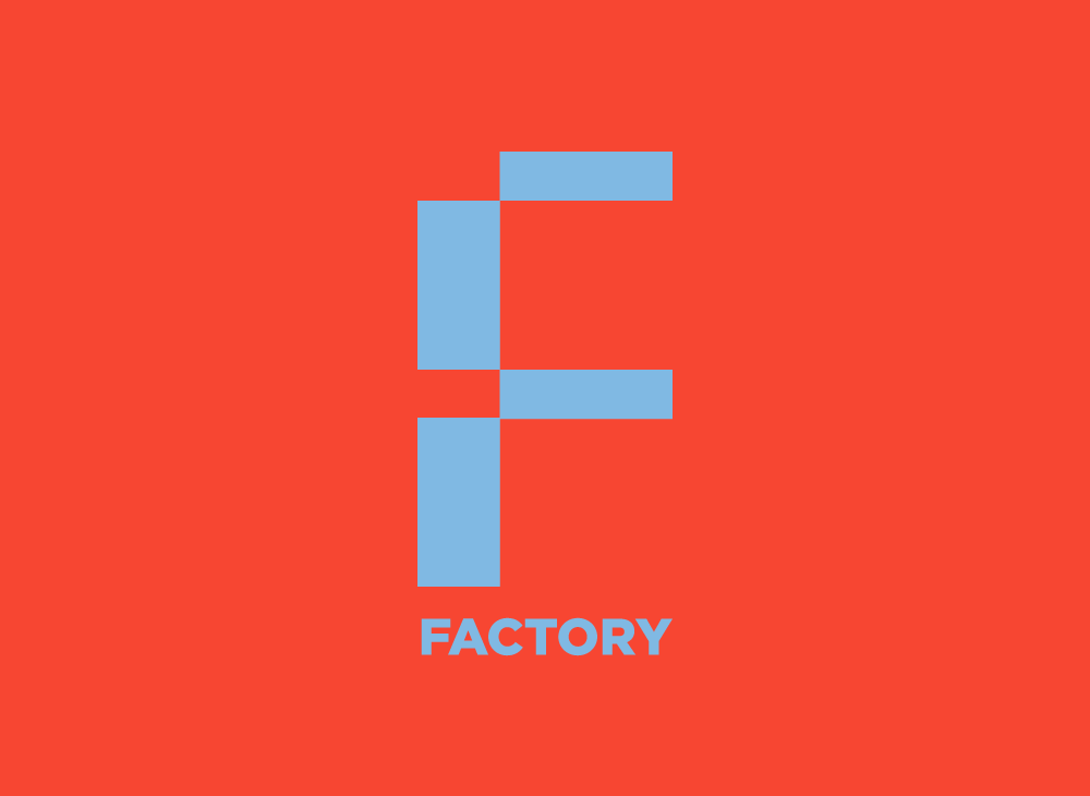Brand Strategy & Positioning for Visual identity and print work for Factory, rentals and events organisation agency.