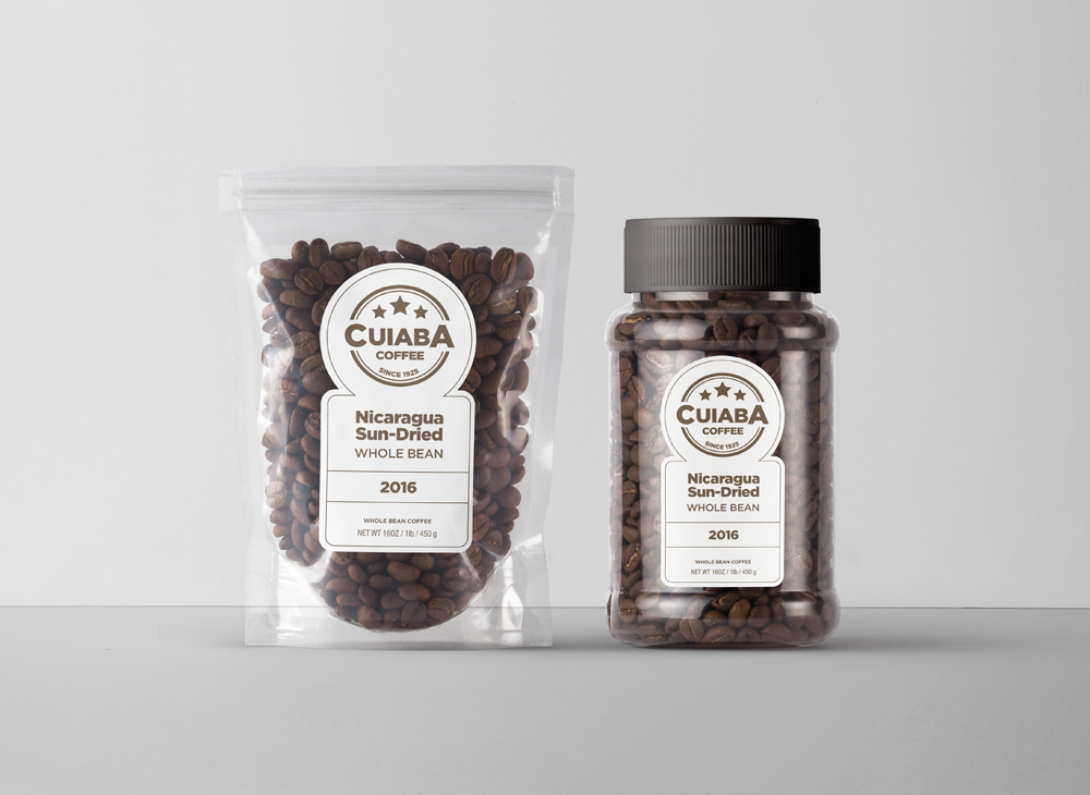 Brand Strategy & Positioning for Product packaging work for Cuiabá, coffee shop concept bar.