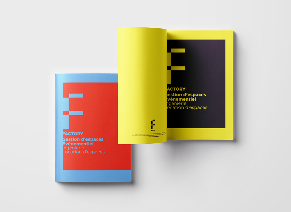 Branding & Corporate Stationery for Factory