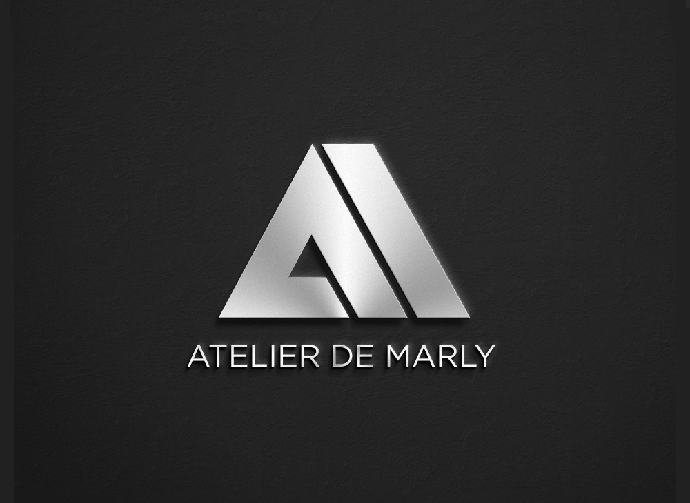 Branding & Corporate Stationery for Atelier de Marly